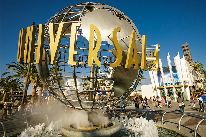 Viaggio a Los Angeles universal
