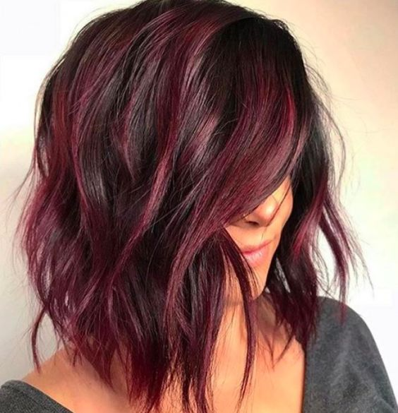 I nuovi colori capelli 2018 alfemminile.com