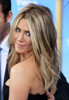 Sexy over 40 Jennifer Aniston
