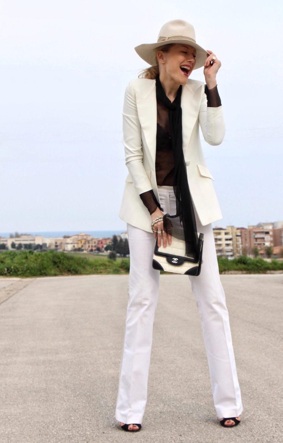 Какую одежду стоит носить после 40-ка, Наташа Стефаненко