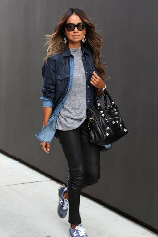 Jeans e denim 2018 10 idee per indossarlo alfemminile.com