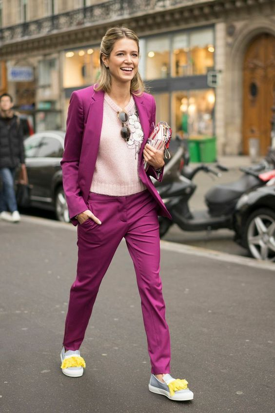 come indossare il tailleur maschile luxuryandvintagemadrid.com