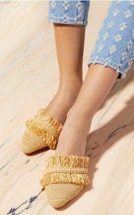 estate 2018 sandali o ciabattine raffia