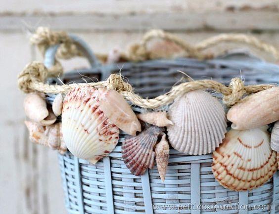 Idee Low cost per personalizzare la casa d'estate http-::petticoatjunktion.com:crafts:decorate cestino