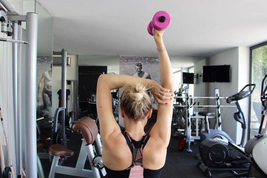 4 esercizi imbattibili per braccia perfette Stefanenko Natasha