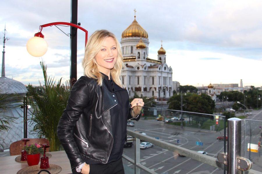 Come sono davvero i russi Natasha Stefanenko