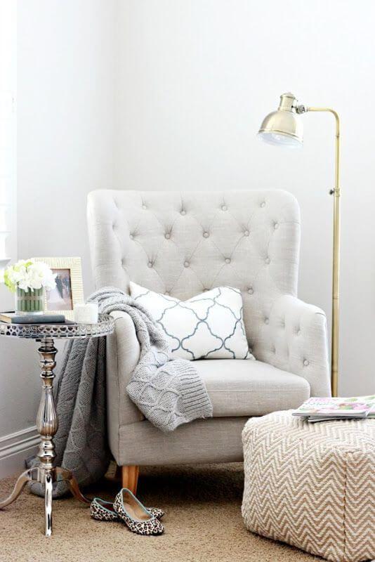 Idee per realizzare un angolo relax a casa tua poltrona