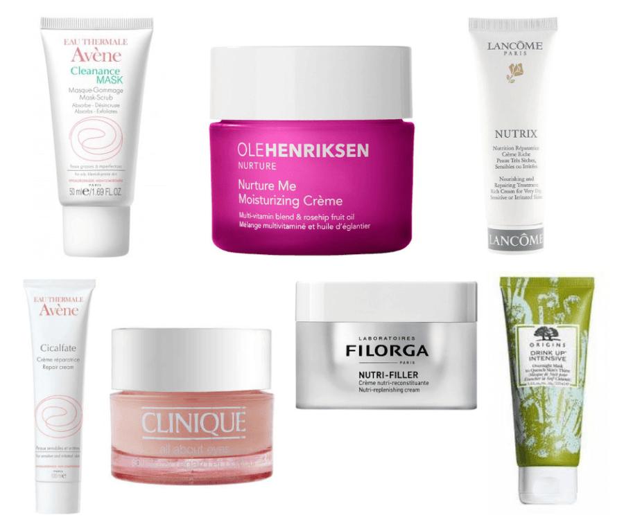 SOS pelle d'autunno i migliori prodotti