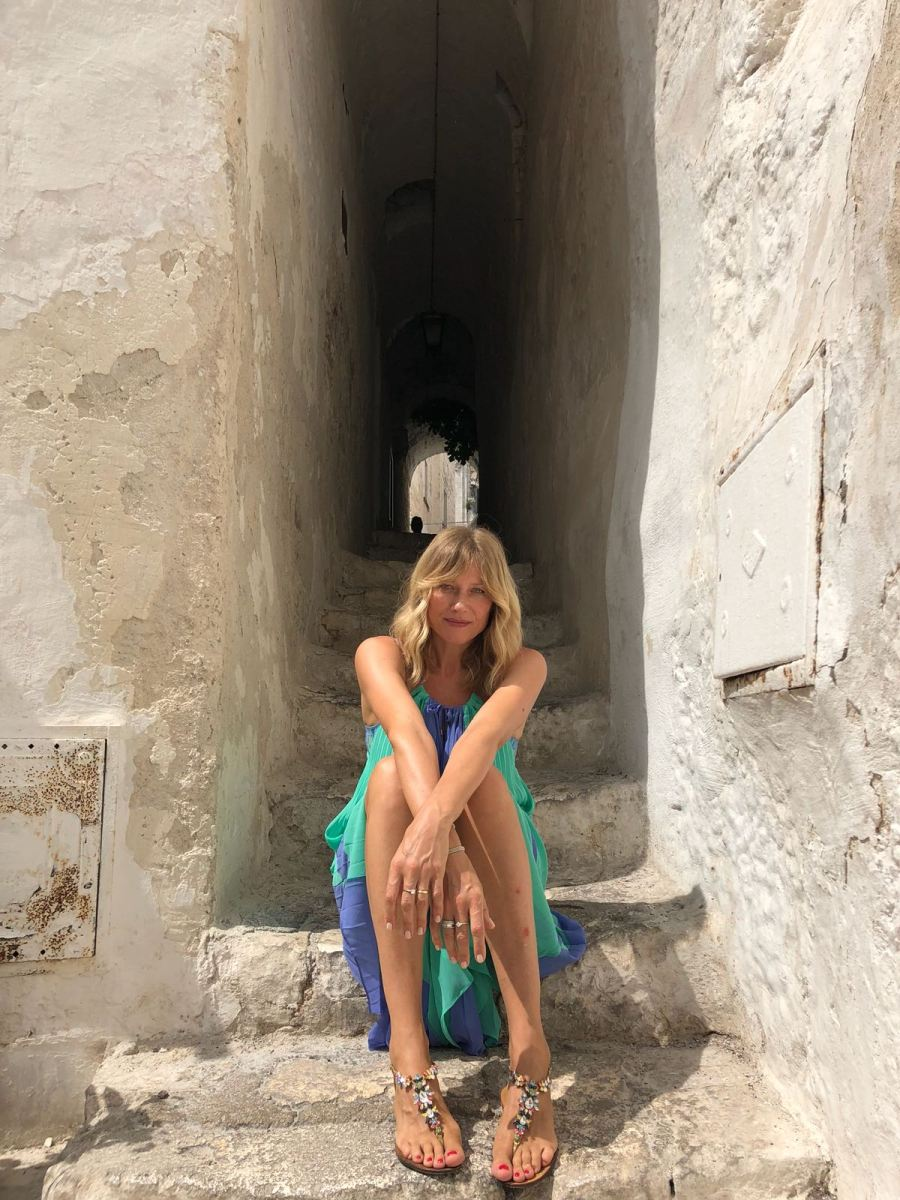 fuga di fine estate in Puglia Ntasha Stefanenko ostuni 2