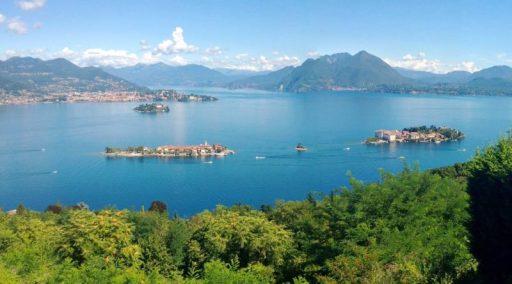 Озера Италии, озеро Maggiore