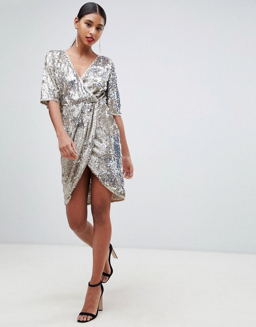 Недорогое праздничное платье, TFNC