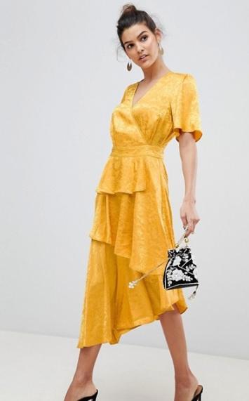 Недорогое праздничное платье, Y.A.S