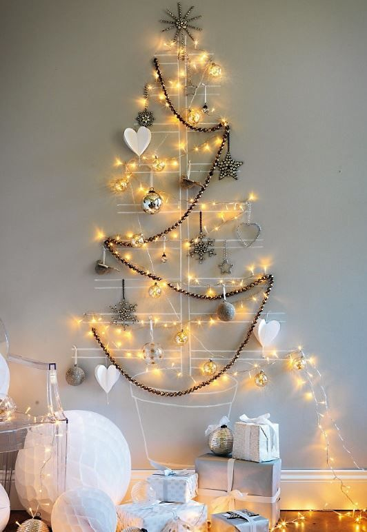 Come fare un albero di Natale fuori dal comune diply.com