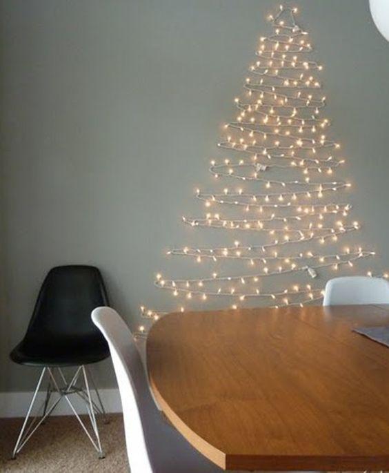 Come fare un albero di Natale fuori dal comune stylelovely.com