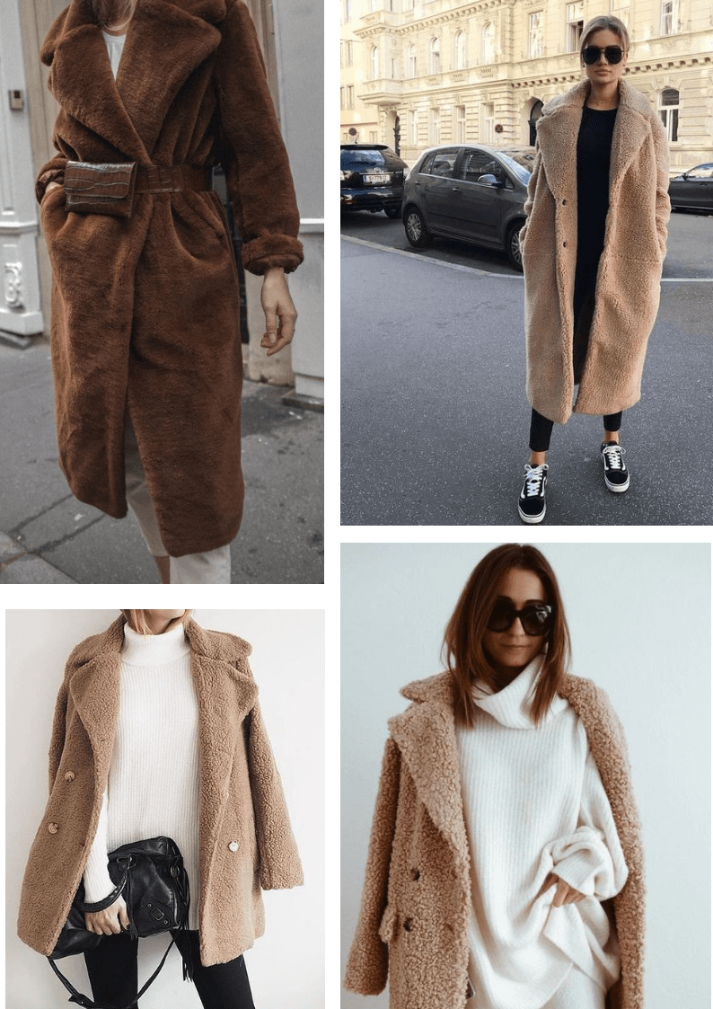 Pellicce e teddy coat 1