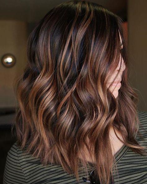 Тренды волос 2019, стрижки