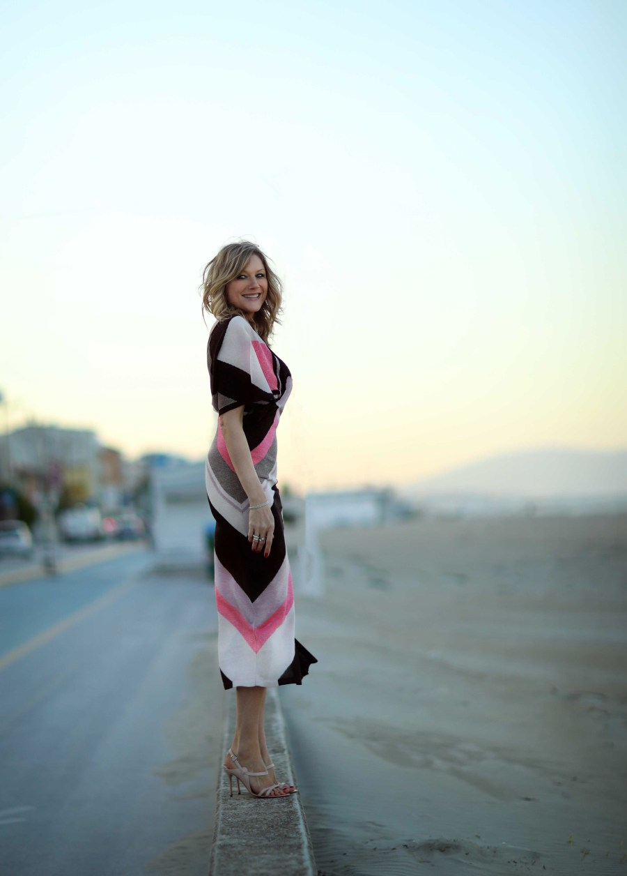 wrap dress natasha stefanenko