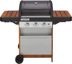 idee per vivere all'aperto barbecue