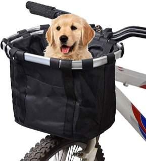 idee per vivere all'aperto cesto bici