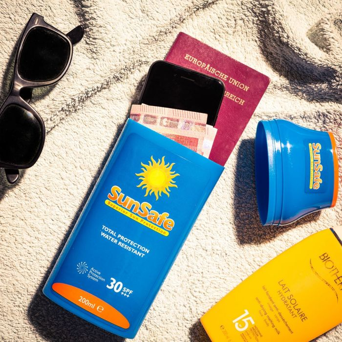 Идеи для идеального лета, пляжный сейф