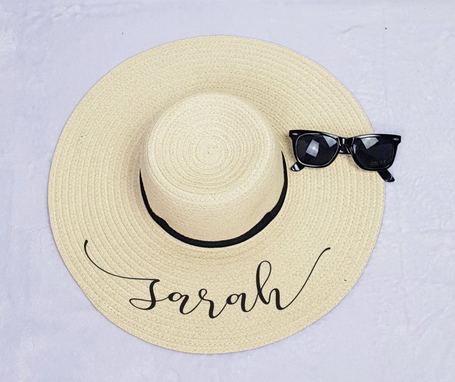 Недорогие аксессуары на лето, шляпа