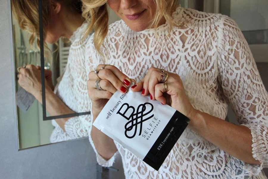 Beauty routine dell'estate in 5 step con i filler rivoluzionari B selfie Stefanenko Natasha