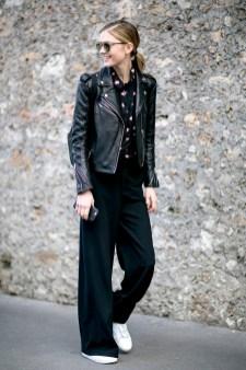 Chiodo in pelle: 5 modi per indossarlo tutti i giorni