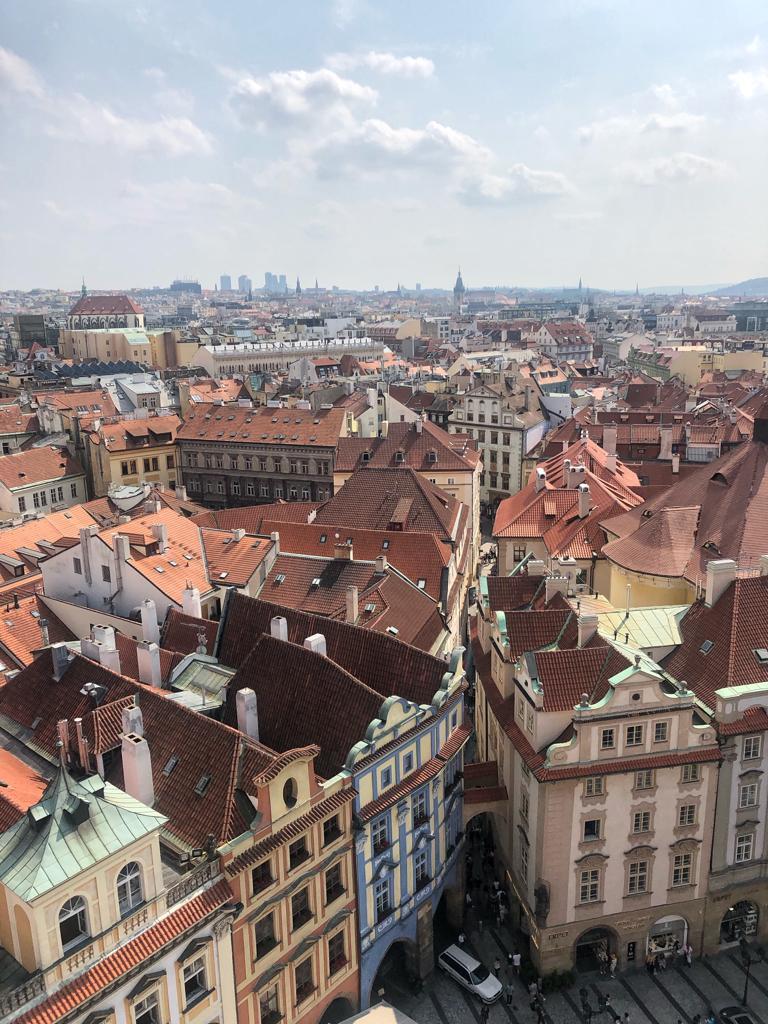 6 cose sorprendenti di Praga dall'alto