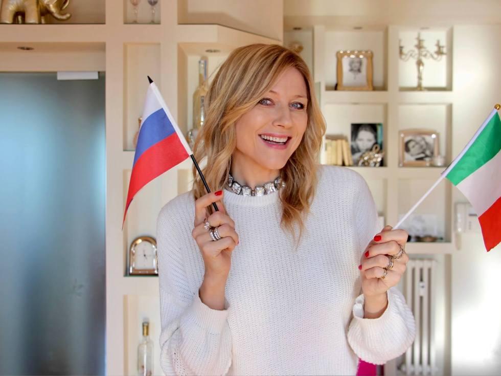 Russi e Italiani natasha stefanenko