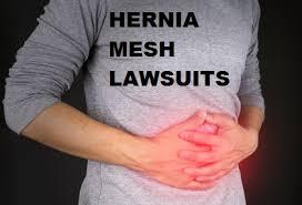 pain from hernia mesh