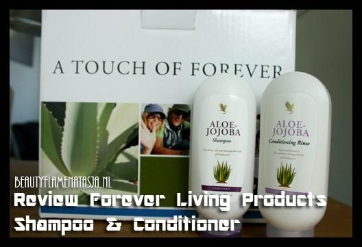 Review: Forever Living Products - Aloë Jojoba Shampoo & Aloë