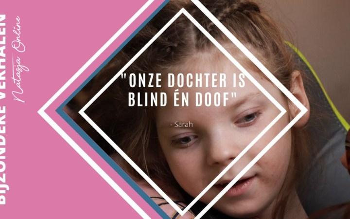 dochter is blind en doof