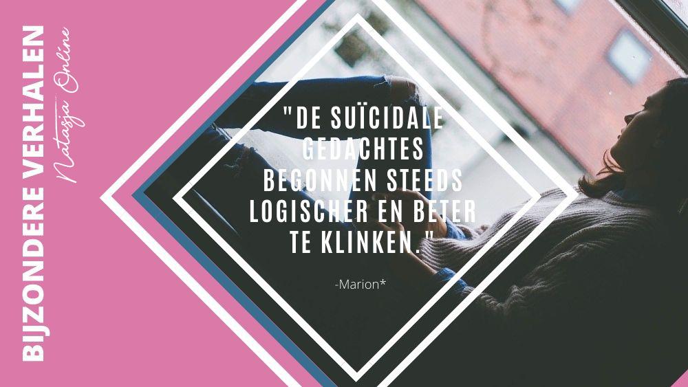 Suïcidale gedachtes