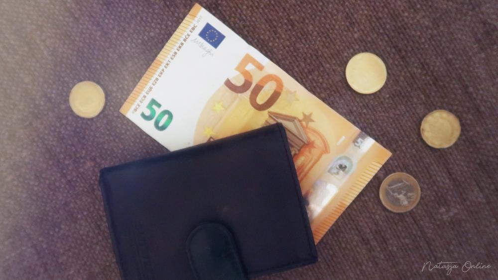 €50 voor weekboodschappen
