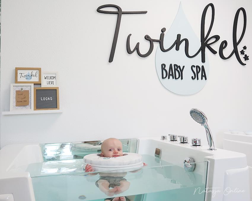 Baby Spa floaten