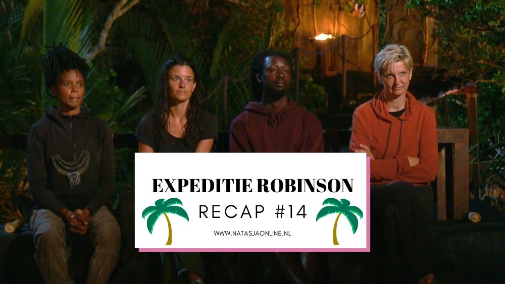 expeditie robinson 2019 aflevering 14