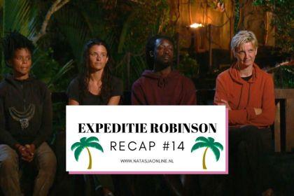 expeditie robinson 2019 aflevering 14