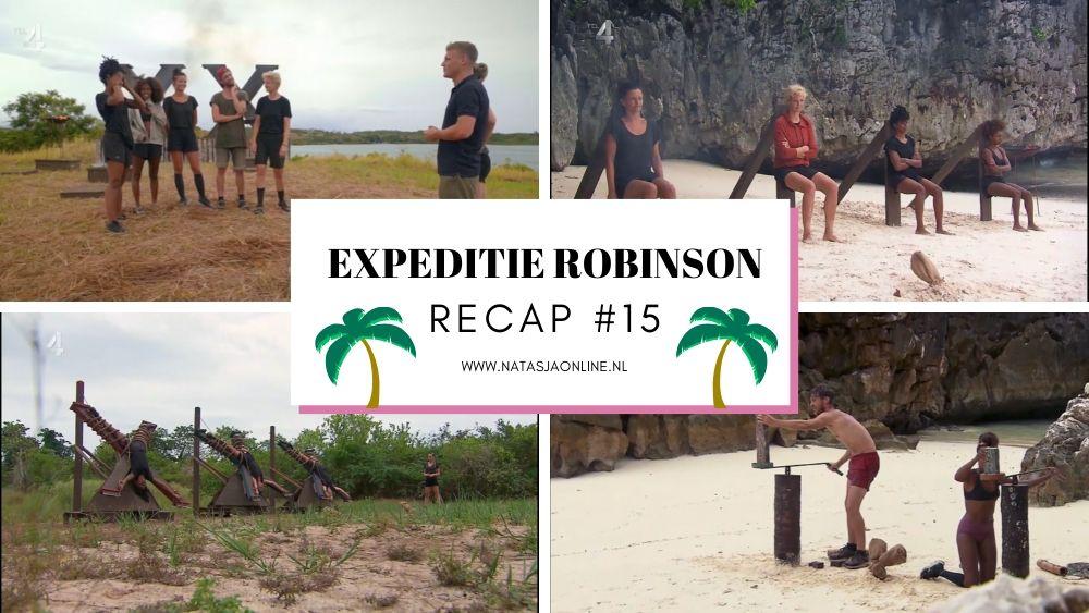 expeditie robinson 2019 aflevering 15