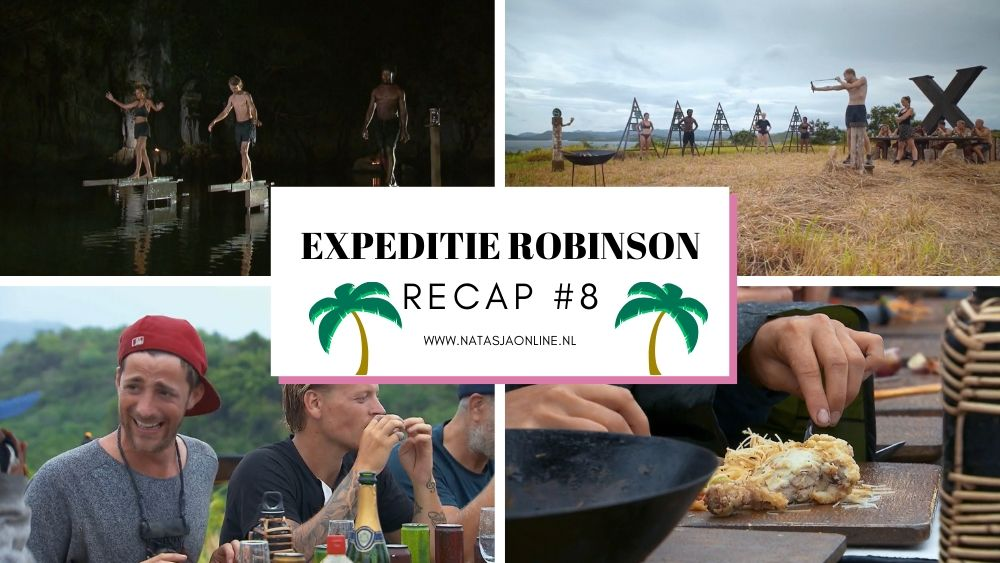 expeditie robinson 2019 samensmelting