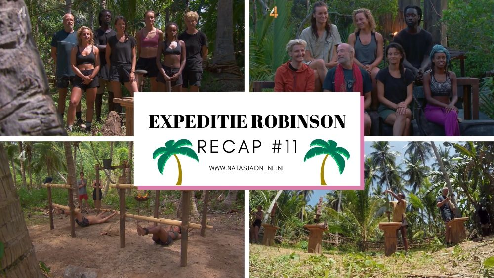 expeditie robinson aflevering 11