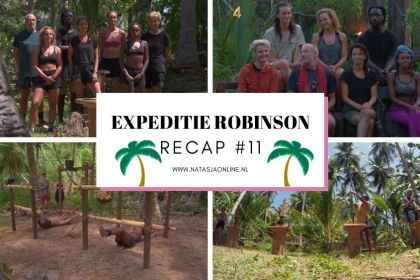 expeditie robinson aflevering 11