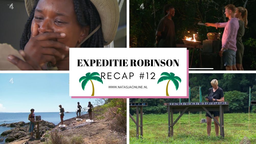 expeditie robinson aflevering 12