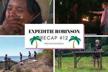 expeditie robinson aflevering 12