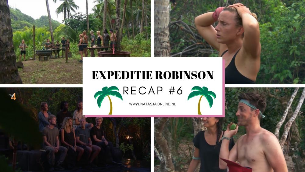 Expeditie Robinson aflevering 6