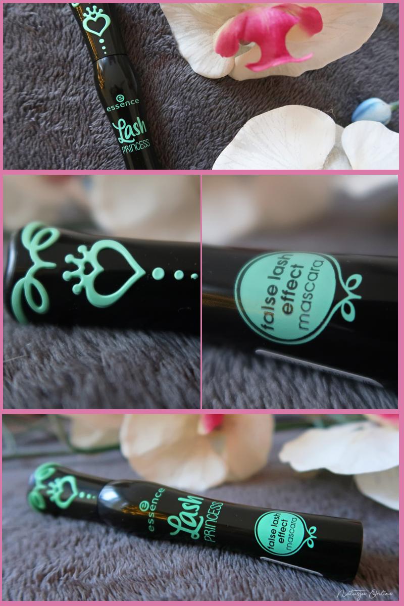 Essence Lash Princess False Lash Effect mascara collage