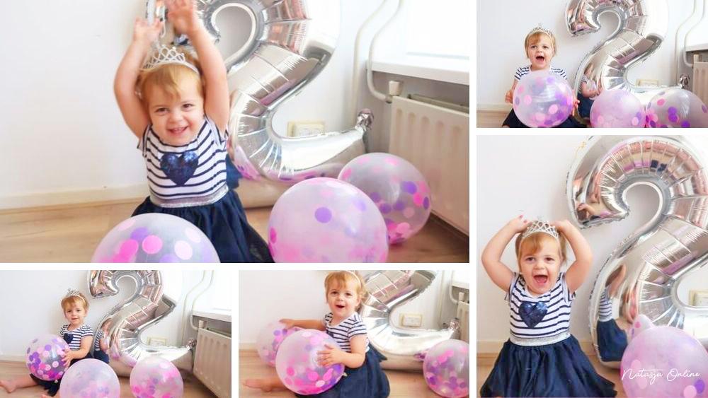 Isabelle 2 jaar