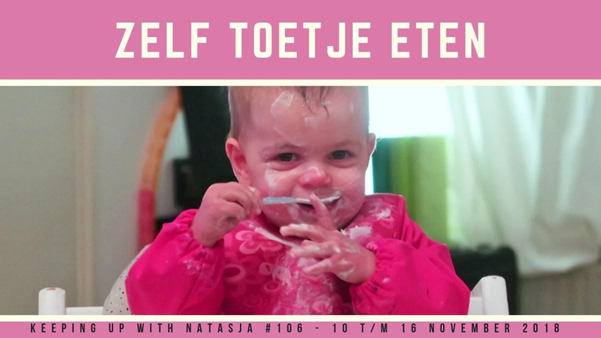 Gezelligheid met familie, 1K volgers & zelf toetje eten | Keeping Up With Natasja #106
