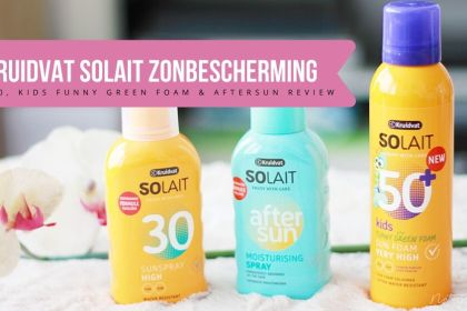 Kruidvat Solait zonbescherming