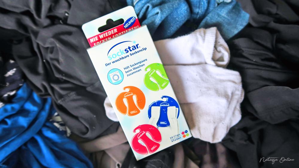 sockstar sokkenclip handig