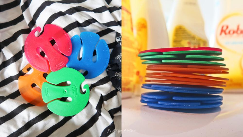 sokkenclip kleuren